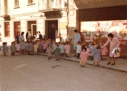Festa del Llibre l'any 1970